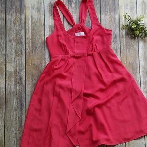 EUC Jessica Simpson Coral Dress Size 4